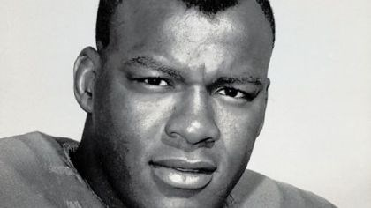 "Carlton Chester ""Cookie"" Gilchrist Carlton Chester ""Cookie"" Gilchrist in 1964."
