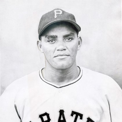 carols Carlos Bernier, Pittsburgh Pirates, 1953. Puerto Rico-born Bernier is one of baseball's most compelling, if little known, personalities.