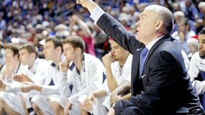 Chambers Second-year Penn State coach Patrick Chambers and his team are at a crossroads after a disappointing start to Big Ten play.