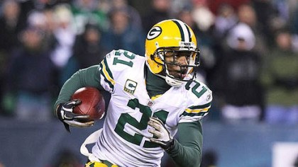 Charles Woodson Packers cornerback Charles Woodson has two interceptions this season.