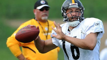 Charlie Batch Steelers quarterback Charlie Batch will get his first start of the season Sunday against the Buccaneers.