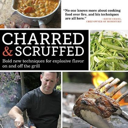 'Charred & Scruffed' by Adam Perry Lang