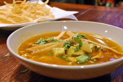 Chicken Tortilla Soup Chicken Tortilla Soup