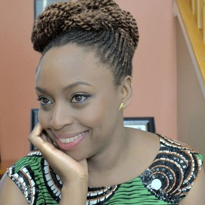 "Chimamanda Ngozi Adichie Adichie's ""insights can snap you to attention."""