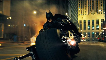 "Christian Bale as Batman Christian Bale returns as Batman in director Christopher Nolan's ""The Dark Knight Rises,"" to be filmed in Pittsburgh this summer."