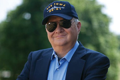 "clancy hedshot Tom Clancy, author of ""The Hunt for Red October"" and other wildly successful technological thrillers, is seen here in 2010."