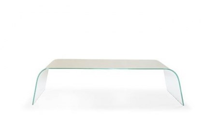 Claro tempered glass cocktail table Claro tempered glass cocktail table by Mitchell Gold Bob Williams available through Weisshouse.