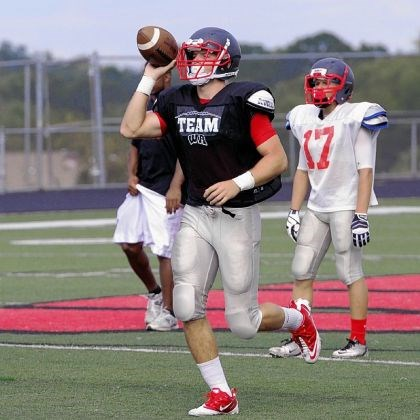 Class AAA Football West Allegheny's Tory Delmonico gained 726 yards on 111 carries last season.