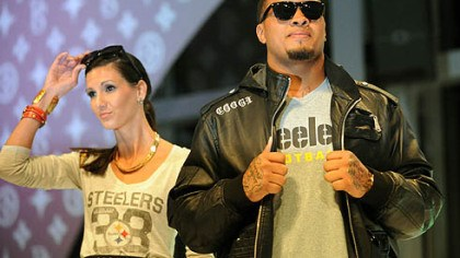 Co-chair Maurkice Pouncey Co-chair Maurkice Pouncey