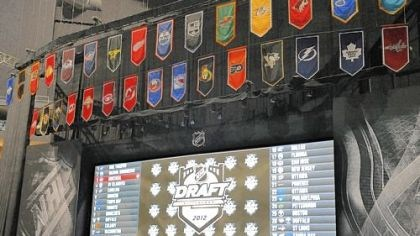 Consol draft The draft board is tested Wednesday at Consol Energy Center. An electronic board will be used for the first time in this year's draft, which starts tonight with the first round and concludes Saturday.