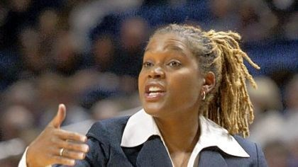 Coquese Washington Penn State head coach Coquese Washington is 37-20 in the past two seasons.