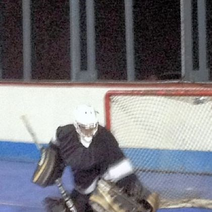 CrosbyGoalie.jpg Is that Sid? Penguins captain Sidney Crosby goaltending at Dek Star, a dek hockey rink in Ohio Township. He recorded a shutout, 4-0.
