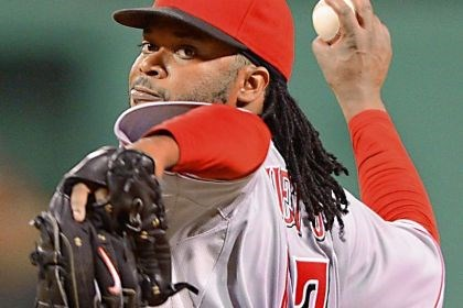cueto Cincinnati will start right-hander Johnny Cueto on Tuesday night against the Pirates in the one-game wild-card playoff.