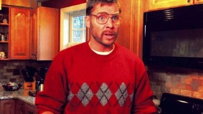 "Dad ""Dad"" knows best: Curt Wootton is the all-knowing father figure of the ""Pittsburgh Dad"" series on YouTube."