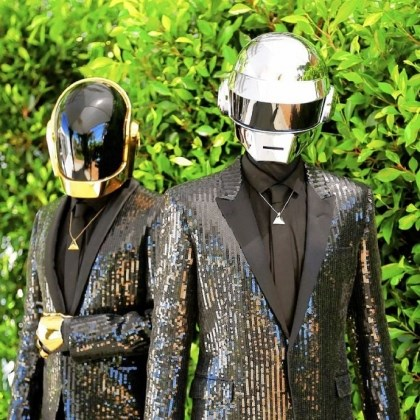 "Daft Punk ""Random Access Memories"" is the latest album from Daft Punk -- Guy-Manuel de Homem-Christo, left, and Thomas Bangalter."