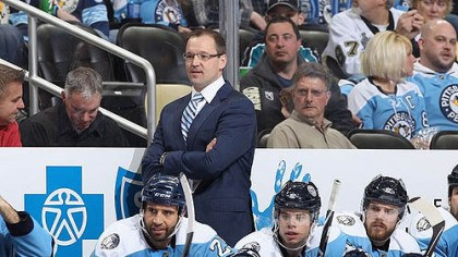 Dan Bylsma The Penguins signed head coach Dan Bylsma to a three-year contract extension Wednesday.