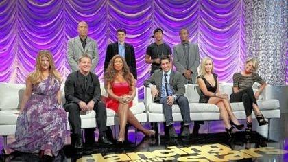 "'Dancing With the Stars' contestants Steelers receiver Hines Ward (top left) and 10 others were announced as contestants for ABC's ""Dancing With the Stars."" Top row: Ralph Macchio, Romeo and Sugar Ray Leonard. Bottom row (from left): Kirstie Alley, Chris Jericho, Wendy Williams, ""Psycho"" Mike Catherwood, Kendra Wilkinson and Chelsea Kane."