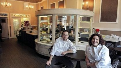 Daniel and Tammy Berkowitz Daniel and Tammy Berkowitz have opened Sweet Tammy's kosher bakery in Squirrel Hill, at the site of the former Simple Treat kosher bakery.