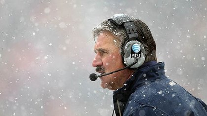 Dave Wannstedt Dave Wannstedt has a 42-31 career record at Pitt.