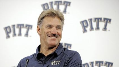 "Dave Wannstedt Pitt head coach on Syracuse: ""So there's no question that they are an improved football team. They've got talent and they're well coached."""