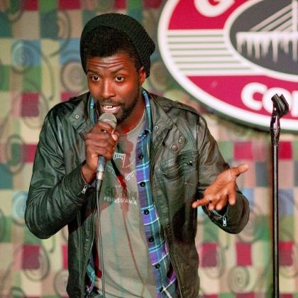 Davon Magwood Pittsburgh native and comedian Davon Magwood is helping raise funds for local LGBTQ groups through a T-shirt based on his response to comments from the Westboro Baptist Church.
