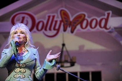 Dolly talks about expansion Dolly Parton speaks during a news conference to annouce plans to expand her Dollywood properties in Pigeon Forge, Tenn.