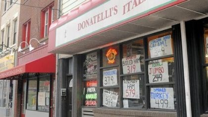 Donatelli's Italian Food Donatelli's Italian Food on Liberty Ave. in Bloomfield.