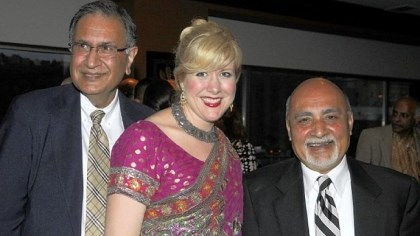 Dr. Vijay Bahl, Katie Jones, Harish Saluja Dr. Vijay Bahl, Katie Jones, Harish Saluja.