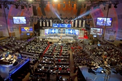 draft The Steelers didn't stray from their usual philosophy in the fourth through seventh rounds of the NFL Draft Saturday at Radio City Music Hall in New York.