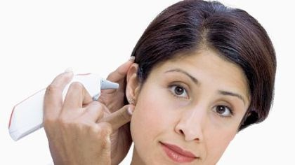 Ear themometer, a space gadget Ear thermometers came from technology initiated by scientists who wanted to measure radiation from stars and planets.