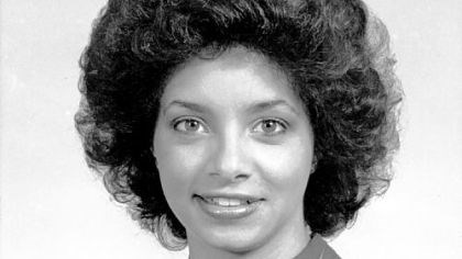 Early days Patrice King Brown from her early days at KDKA.