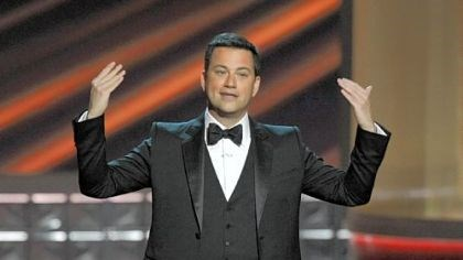 Emmys: Jimmy Kimmel Jimmy Kimmel -- A fine job as host.