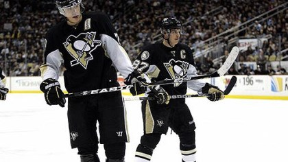 Evgeni Malkin and SIdney Crosby While on long-term injured reserve, forward Sidney Crosby and Evgeni Malkin do not count against the Penguins' salary cap.