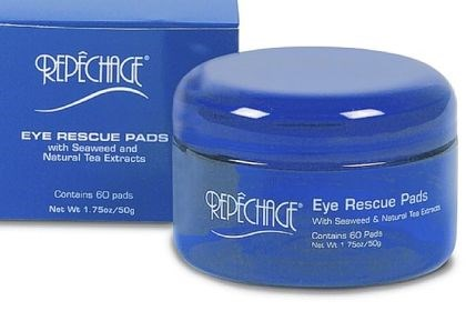 Eye rescue Repechage eye rescue pads.