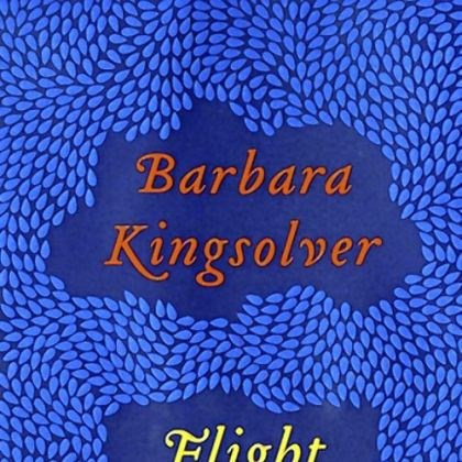 "'Flight Behavior' ""Flight Behavior"" by Barbara Kingsolver."