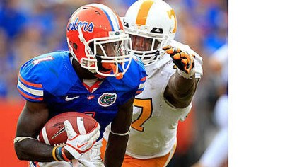Florida running back Chris Rainey The Steelers selected Florida running back Chris Rainey with their fifth-round pick (159) Saturday in the NFL draft.