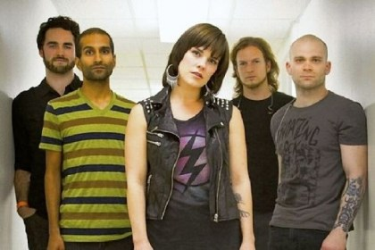 Flyleaf Texas alt-rock band Flyleaf will play at the Altar Bar Friday night.