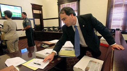 Fredric Bright File photo of Ocmulgee Judicial Circuit District Attorney Fredric Bright, who has been given the case involving Ben Roethlisberger and a college student accusing him of sexual assault.