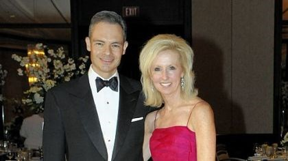 Friendship Ball Dr. Christopher and Laurie Olivia.