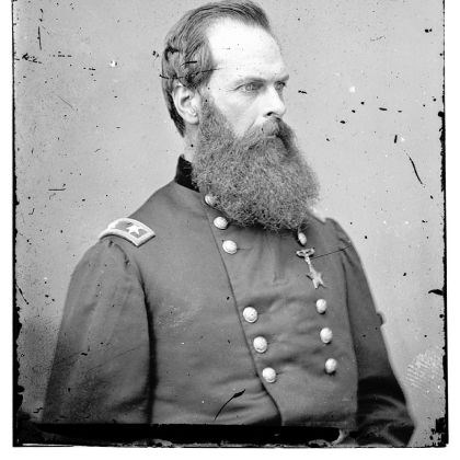 Gen. John White Geary Mount Pleasant's Gen. John White Geary fought to defend Culp's Hill and was elected governor of Pennsylvania for two terms, 1866-73. Geary also has a statue at Gettysburg erected in 1914 on Culp's Hill.