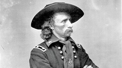 George Armstrong Custer, 1865