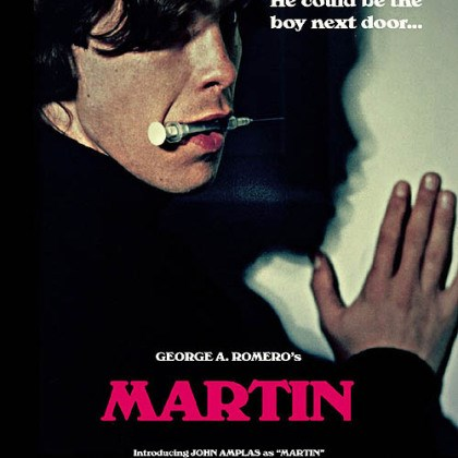 "George Romero's 1978 ""Martin"" Horror Realm will screen George Romero's 1978 ""Martin"" to benefit Scares That Care at 6 p.m. Saturday at Dormont's Hollywood Theater."
