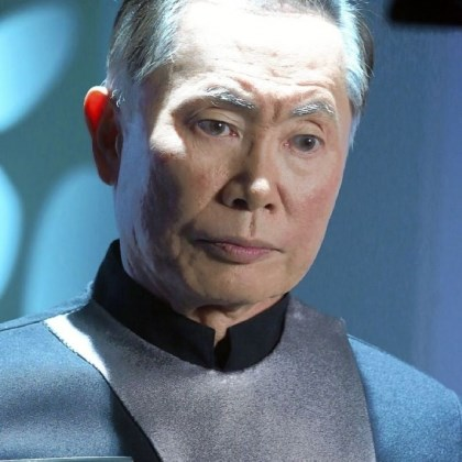 "George Takei George Takei guest stars in ""The Neighbors."""