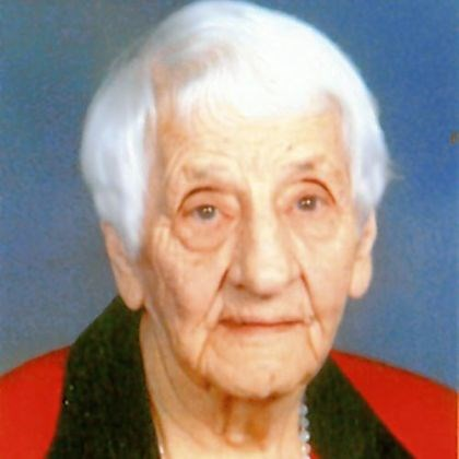 Gertrude Marshall Gertrude Marshall was born Oct. 1, 1912.