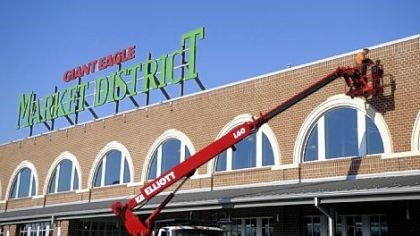 Giant Eagle Top-ranked Giant Eagle posted the biggest gain, increasing revenue by $700 million to $9.3 billion.