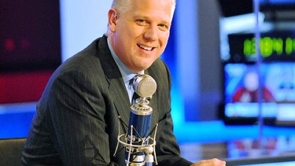 Glenn Beck Glenn Beck on the Fox News Channel.