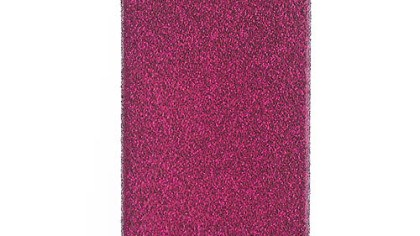 Glitter iPhone case Glitter iPhone 4 or 4s case, on sale for $14.99 at J.Crew (www.jcrew.com).
