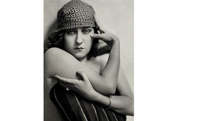 "'Gloria Swanson' Among the works in ""Youth and Beauty: Art of the American Twenties"" at Cleveland Museum of Art are, ""Gloria Swanson,"" about 1925, by Nickolas Muray."