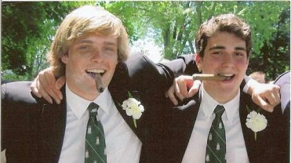 Gordie Lynn Gordon Bailey Jr., known as Gordie, left, died at age 18 from alcohol poisoning.