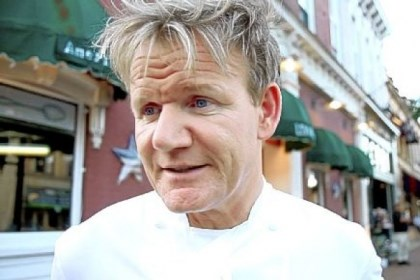Gordon Ramsay Gordon Ramsay came to Levanti's restaurant in Beaver in June and taped a show that will appear Feb. 1 on Fox.